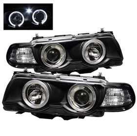 Halo Amber Projector Headlights